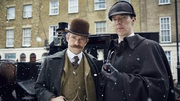 """Новий епізод """"Шерлока"""" побив рекорди переглядів у Британії - фото 1"""