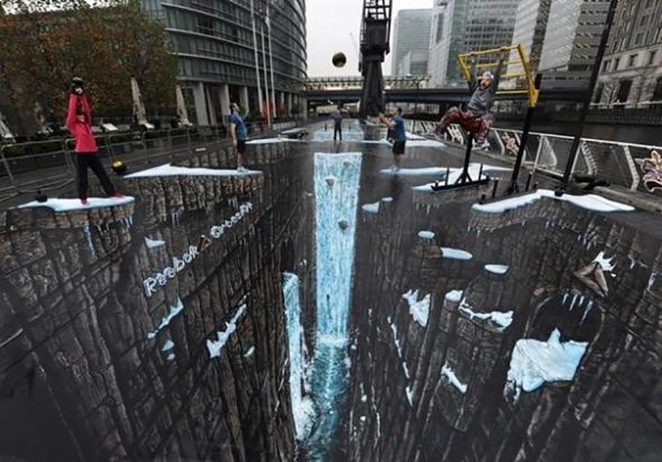 40 неймовірних 3D малюнків на асфальті - фото 23