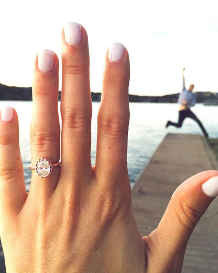 20 креативних ідей для фотографій заручин - фото 19