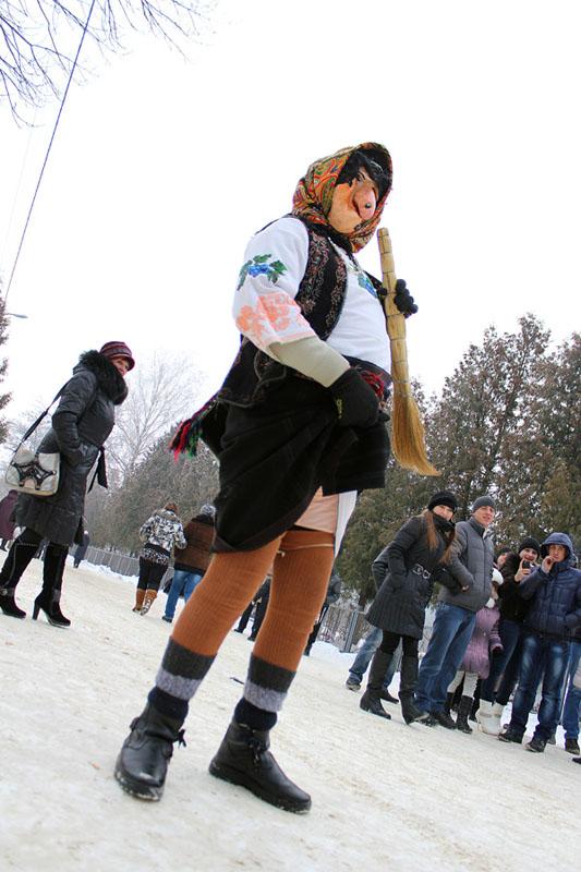 """Як колись """"доїли"""" голову колгоспу та інші цікавинки святкування Щедрого Вечора на Вінниччині - фото 3"""