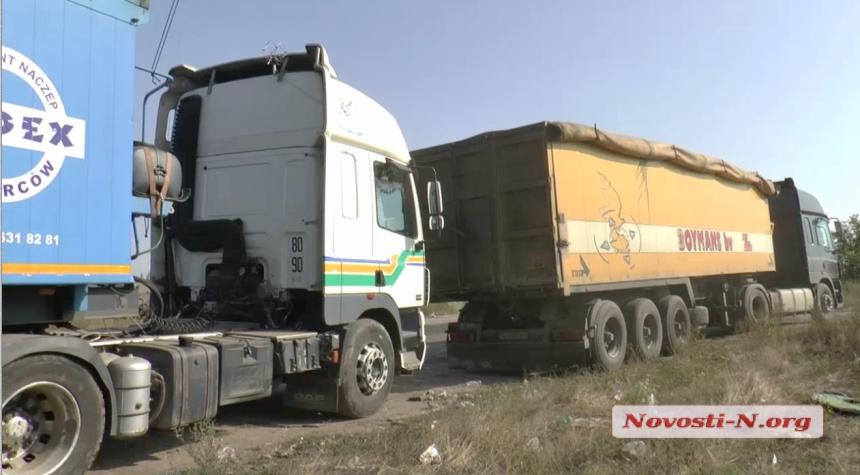 У Миколаєві вже почали відвантажувати токсичне львівське сміття - фото 3