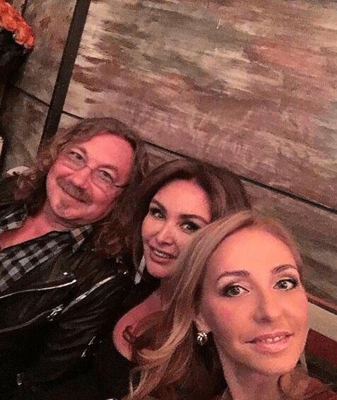 Меладзе з дружиною Пєскова розважаються на дні народження Преснякова - фото 2
