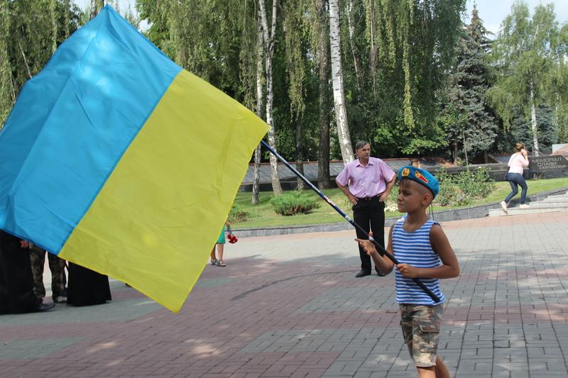 Як десантура та спецназ відзначили День ВДВ у Вінниці - фото 2