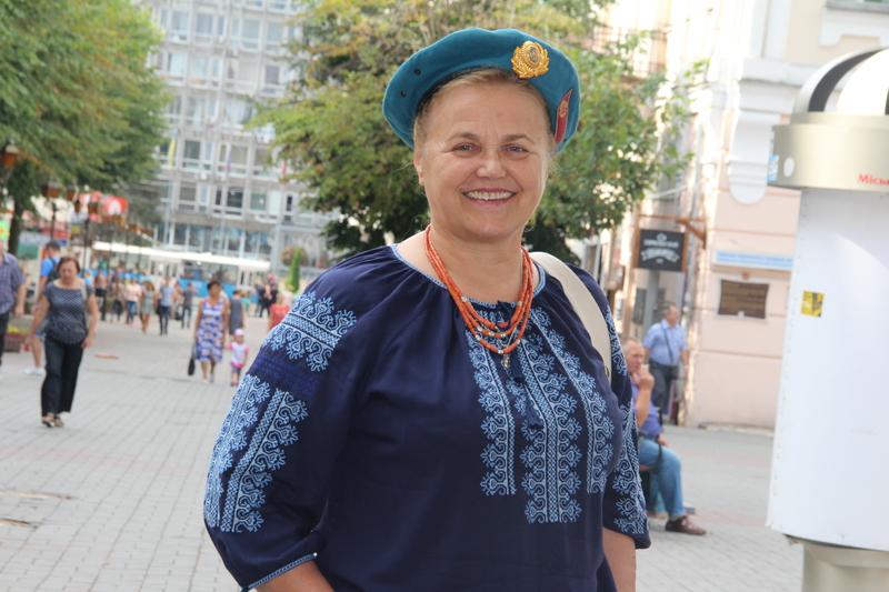 Як десантура та спецназ відзначили День ВДВ у Вінниці - фото 3