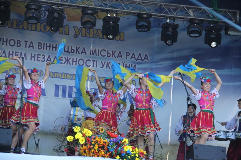 Як Вінниця зафестивалила до Дня незалежності - фото 2
