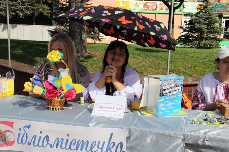 Як Вінниця зафестивалила до Дня незалежності - фото 4
