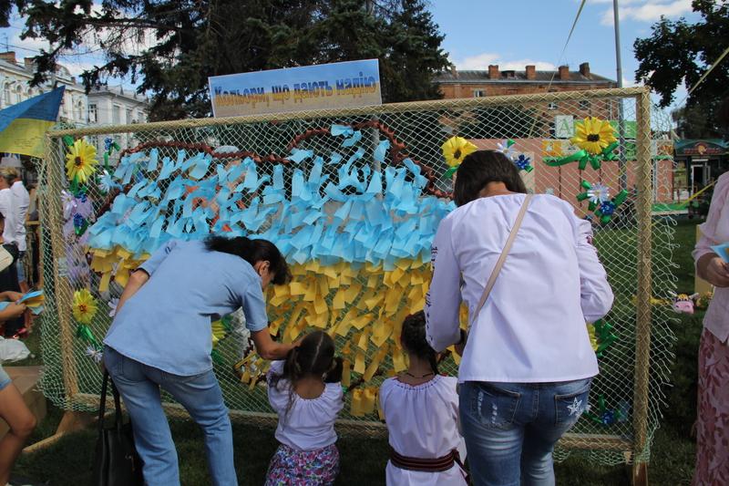 Як Вінниця зафестивалила до Дня незалежності - фото 3