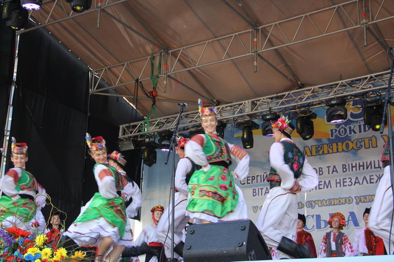 Як Вінниця зафестивалила до Дня незалежності - фото 7