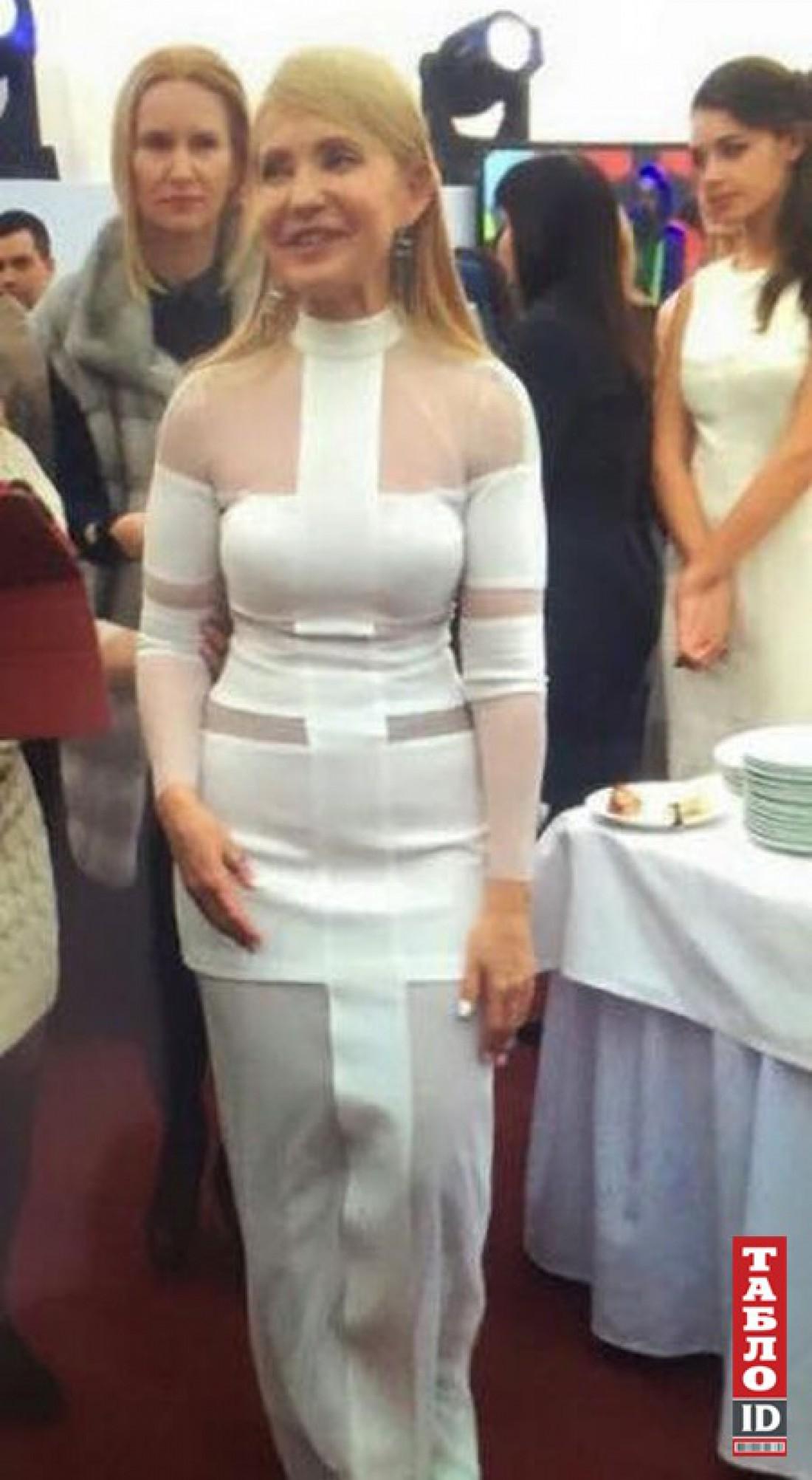 """Тимошенко відсвяткувала день народження в образі героїні фільму """"5-й елемент"""" - фото 1"""