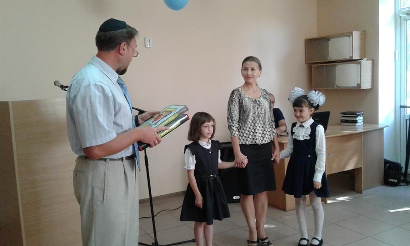 Як розпочався навчальний рік в унікальній єврейській школі у Вінниці - фото 9