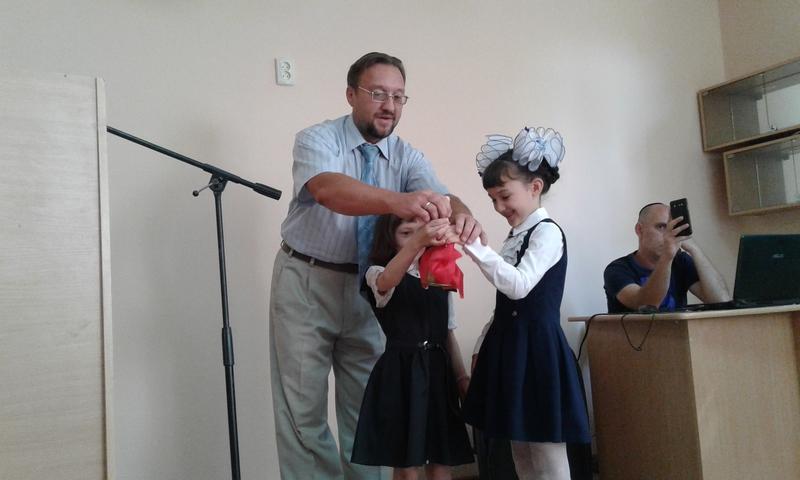 Як розпочався навчальний рік в унікальній єврейській школі у Вінниці - фото 1