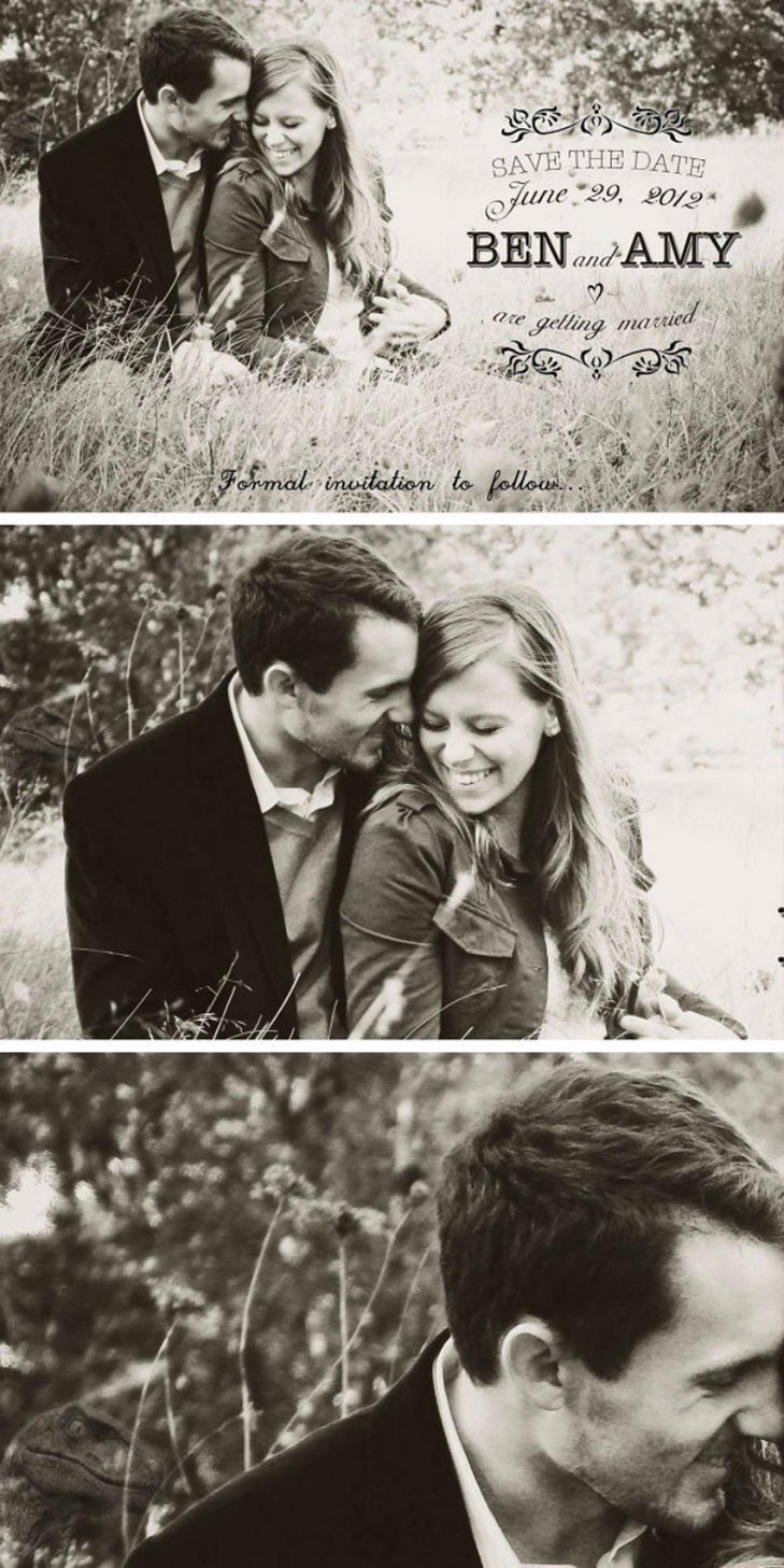 20 креативних ідей для фотографій заручин - фото 2