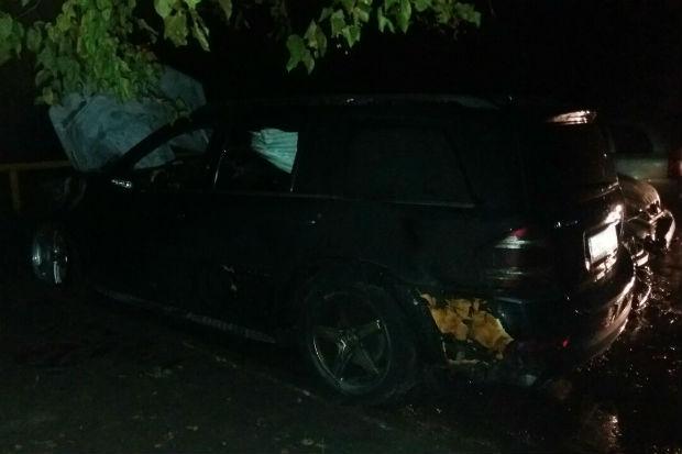 У Харкові показали місце підпалу п'яти автомобілів - фото 2