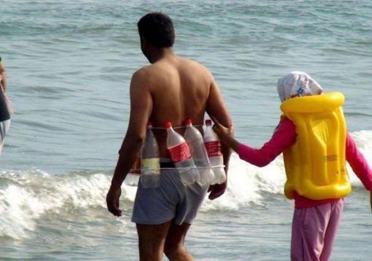 30 дивних і кумедних пляжних фотографій (Частина 2) - фото 23