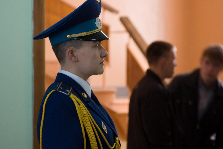 Як Надя Савченко пухне від голоду - фото 4