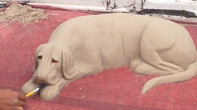 Як Британію заселили собаками з піску - фото 4