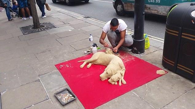 Як Британію заселили собаками з піску - фото 6