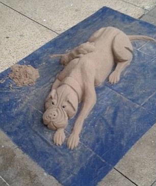 Як Британію заселили собаками з піску - фото 1