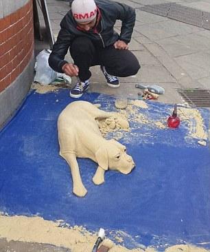 Як Британію заселили собаками з піску - фото 2
