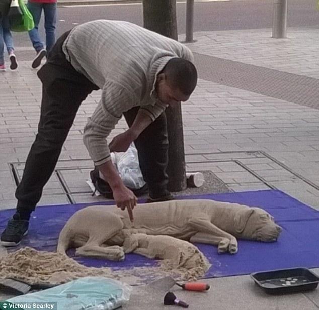 Як Британію заселили собаками з піску - фото 3