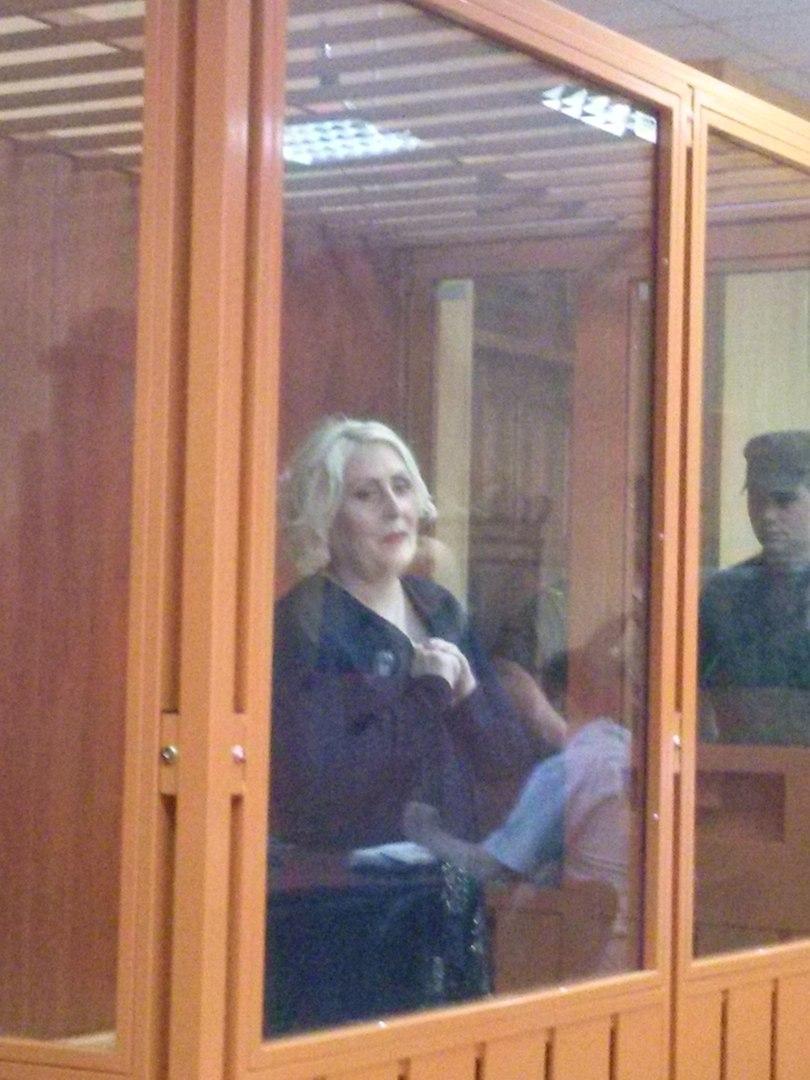 У Харкові Штепа вимагає у щоденному режимі слухати її справу - фото 2