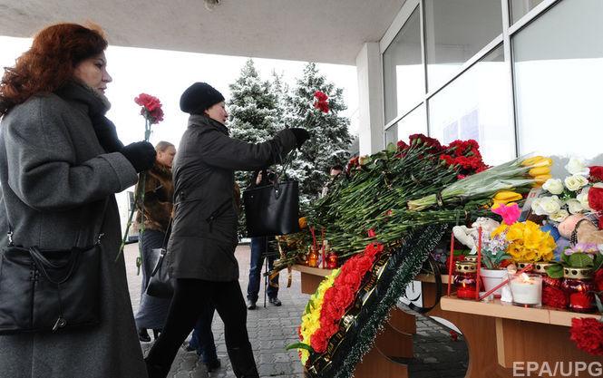 """У Ростові оголошено траур за загиблими в катастрофі """"Боїнга"""" - фото 1"""
