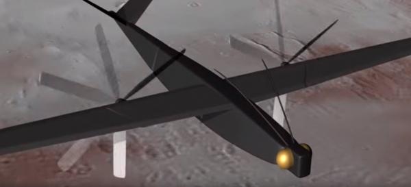 Український літак для Марсу став одним з переможців світового хакатону NASA - фото 1