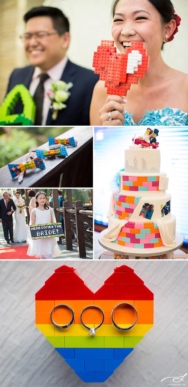 20 найкрутіших тематичних весіль - фото 17