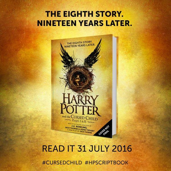 Стала відома дата виходу восьмої книги про Гаррі Поттера - фото 1