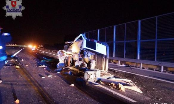 У Польщі в ДТП потрапило авто з українськими номерами: троє загиблих - фото 2