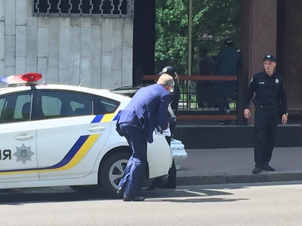 Міністр Насалик пояснив, як заробив штраф під Кабміном - фото 2