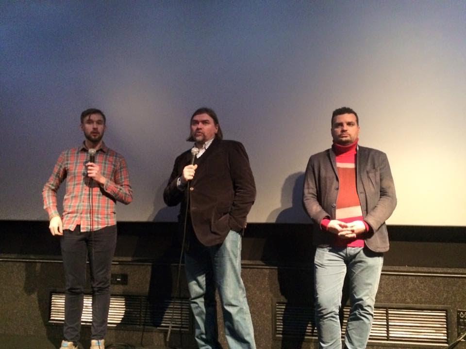 Як у Лондоні показували українські фільми - фото 3
