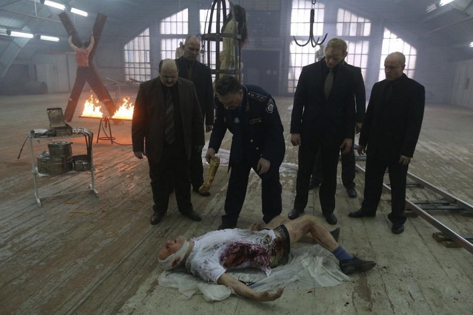 На заводі Порошенка знімають перший український фільм жахів - фото 2