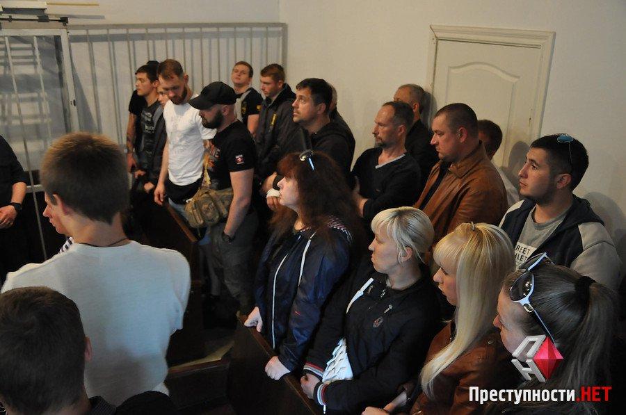 У Миколаєві суд залишив під вартою пропогандистів сепаратизму - фото 3