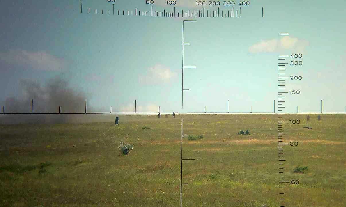 На Миколаївщині бійці 79-ки провели чергові навчальні стрільби - фото 2