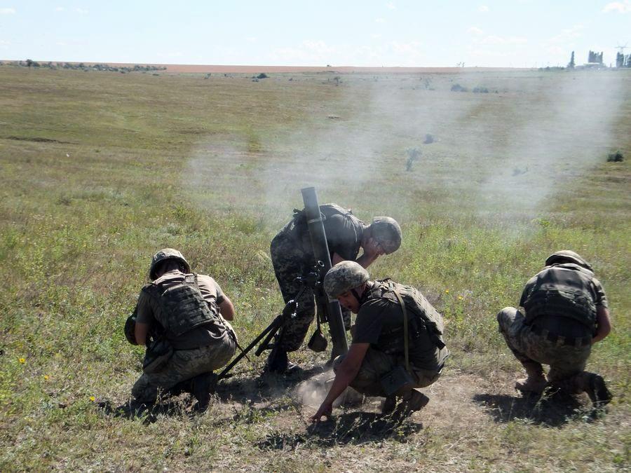 На Миколаївщині бійці 79-ки провели чергові навчальні стрільби - фото 1