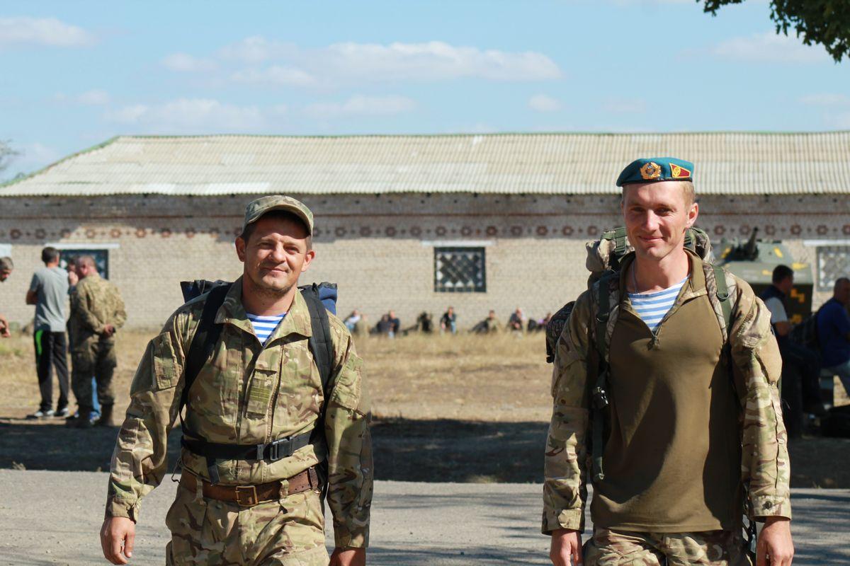 Горді та натхненні: на Миколаївщині завершились збори десантників-резервістів - фото 3