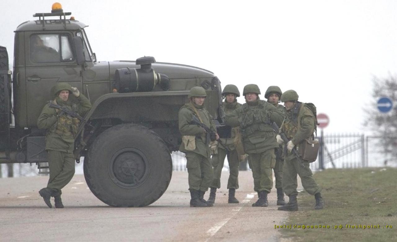 Хроніки окупації Криму: 1 березня, за крок від війни - фото 11