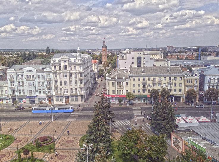 У Вінниці визначили кращі фотографії про любов до міста - фото 6