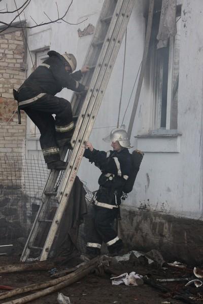 На Вінниччині з пожежі врятували мати з немовлям - фото 2