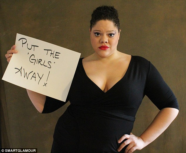 В інтернеті стартував флешмоб пишнотілих жінок у провокаційному одязі  - фото 6