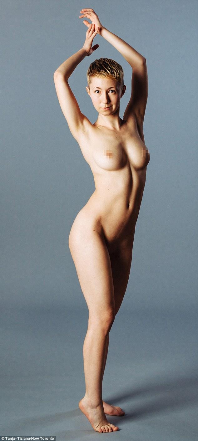 Як голі транссексуал, вагітна жінка та інвалід позували для глянцю (ФОТО, 18+) - фото 5