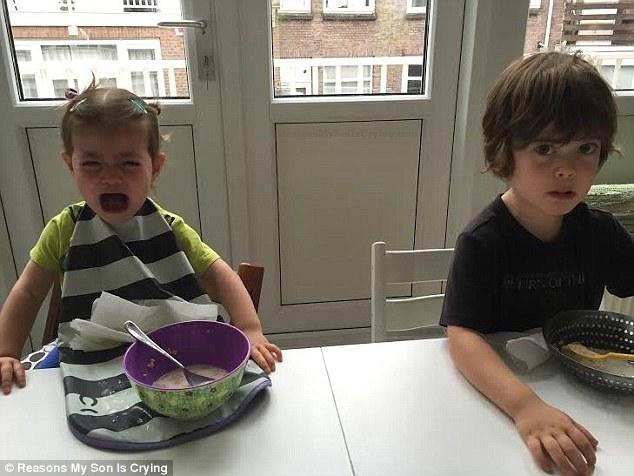 Чому плачуть діти  - фото 8