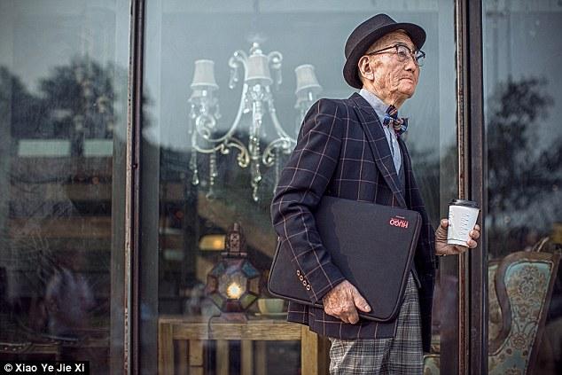Як 85-річний дідусь-модник став зіркою Інстаграму - фото 3