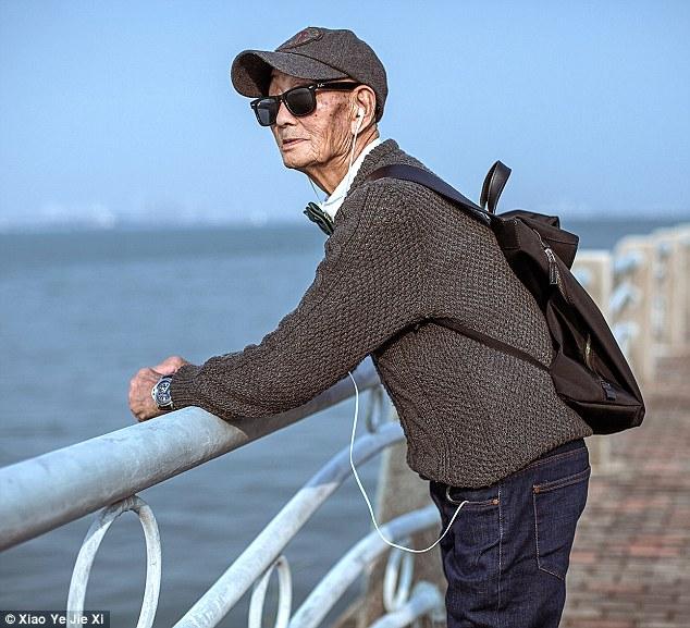 Як 85-річний дідусь-модник став зіркою Інстаграму - фото 2