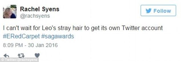 Пасмо волосся ДіКапріо, яке вибилося з зачіски на врученні SAG, підірвало мережу - фото 5