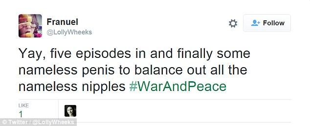 """Британці поскаржилися на голий пеніс у серіалі """"Війна та мир"""" (ФОТО 18+) - фото 4"""