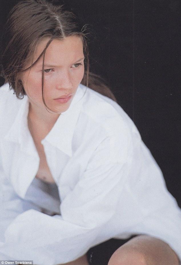 У мережі з'явилася перша фотосесія 14-річної Кейт Мосс - фото 4