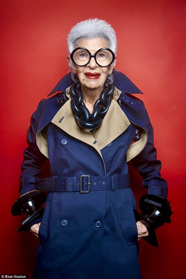 """94-річна """"ікона стилю"""" стала обличчям відомого бренду  - фото 5"""