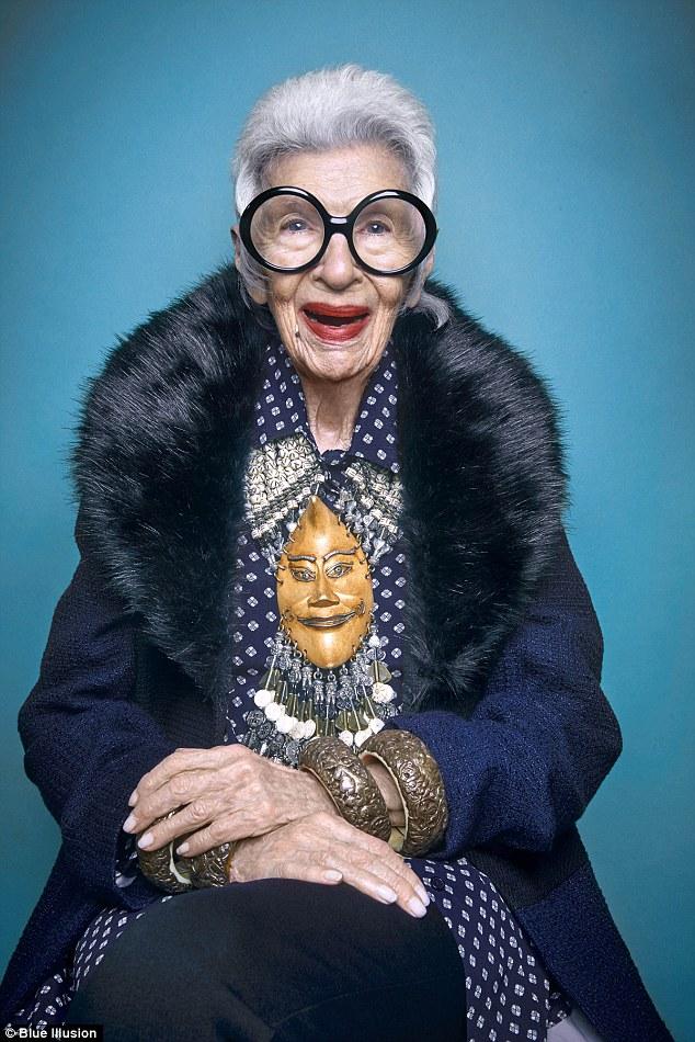 """94-річна """"ікона стилю"""" стала обличчям відомого бренду  - фото 3"""